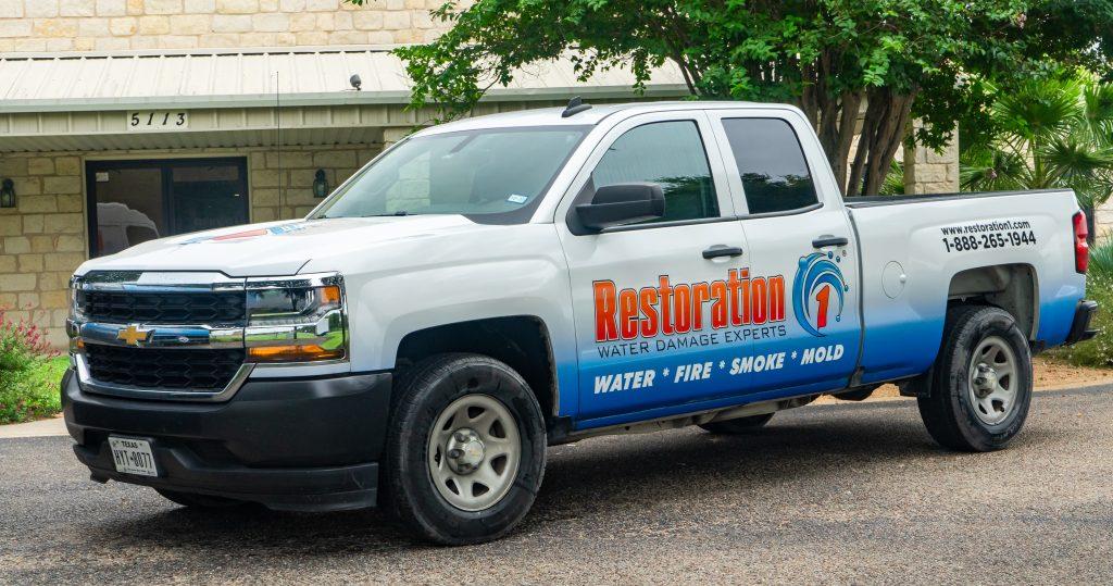 Restoration 1 Truck - Restoration 1 Franchise
