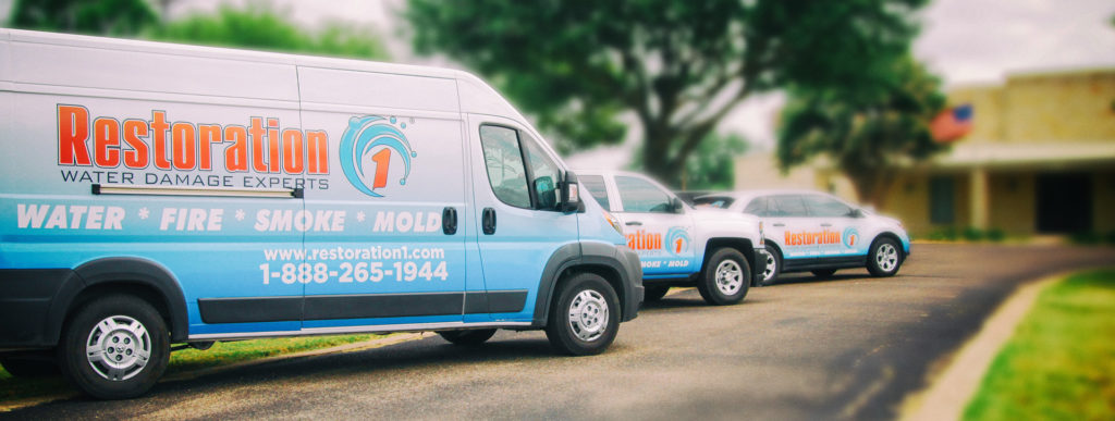 Restoration franchise restoration 1 fleet of vehicles