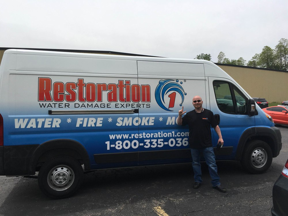 Restoration 1 Franchisee Ryan Moore