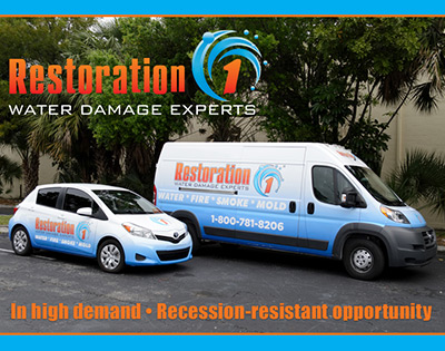 restoration 1 franchise in high demand | a recession resistant opportunity