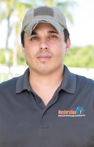 Restoration 1 franchise owner Shain Mann
